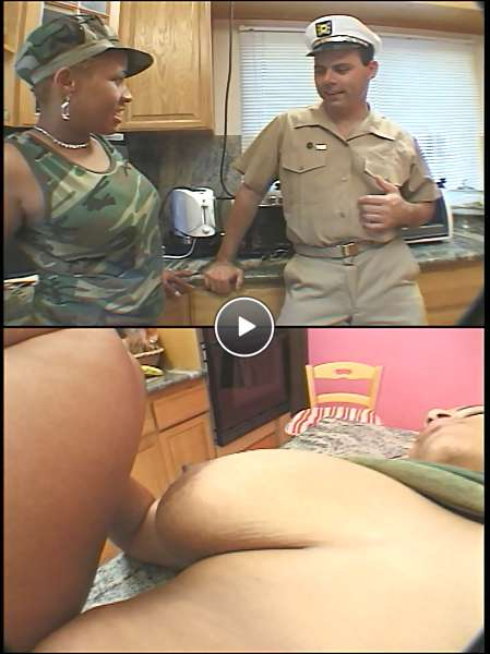 black woman fuck cream video video