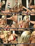 image of jack blacks blondes wife